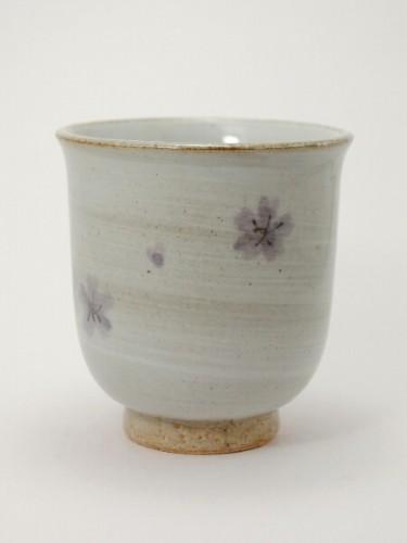Tea Cup Sakura Blue