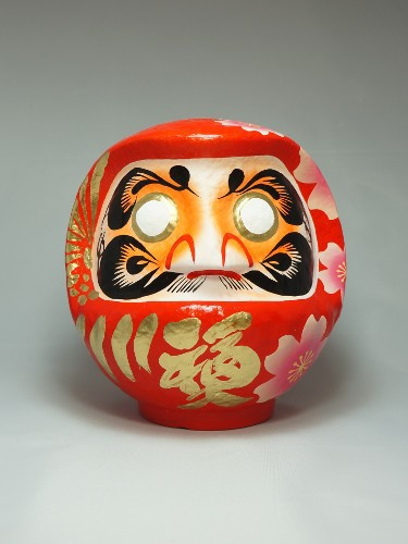 Daruma Sakura Rouge 15cm