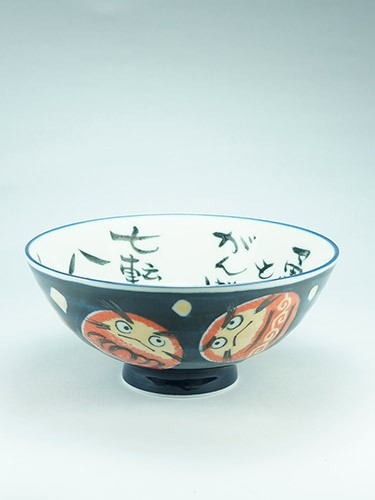 Daruma bowl