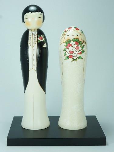 Kokeshi Wedding