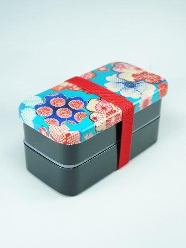 Bento Box Hana Yuuzen Ao