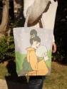 Kimono Woman Bag