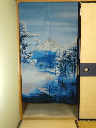 Noren Winter Fuji
