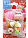 Cake&Ice Cream Iwako Erasers