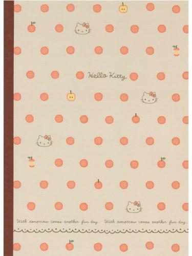 Apple Hello Kitty Notebook