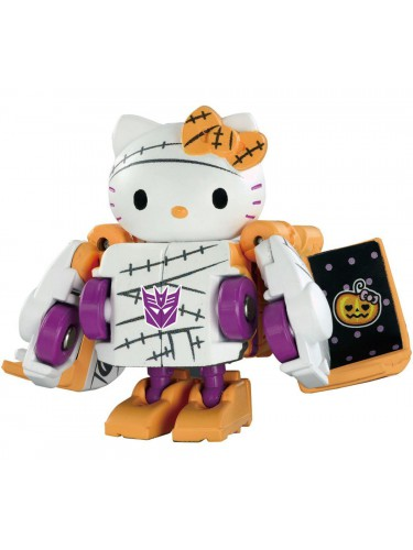 Hello Kitty transformer édition halloween 2015