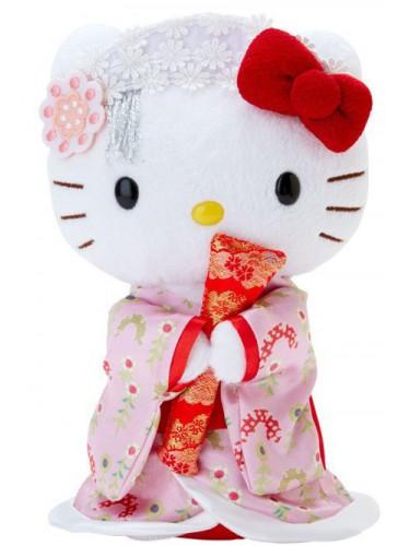 Kimono Hello Kitty Plush