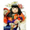 Kabuto Sashi Doll