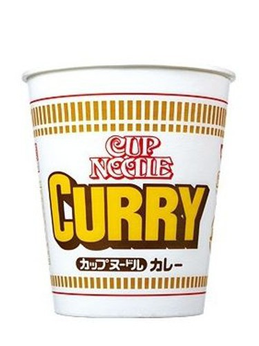 Noodle cup Nissin - Curry