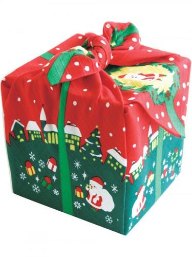 Furoshiki Saison de Noël