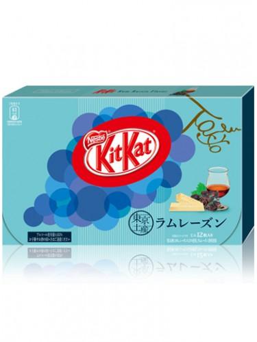 Kit Kat Rhum Raisin