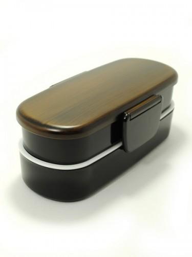 Bento Box Kuro Mokume