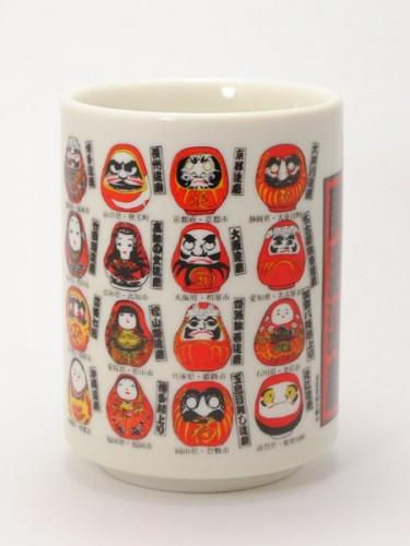 Tea Cup Kaiun Daruma