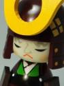 Kokeshi Samourai Takeda Shingen