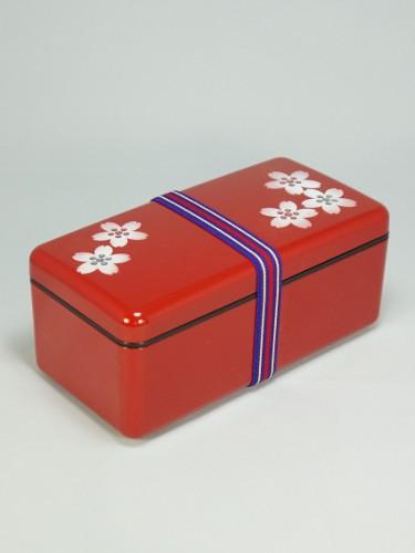 Bento Box Sakura Aka