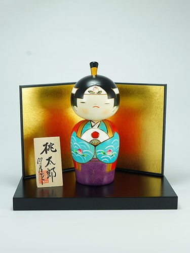 Kokeshi Momorato