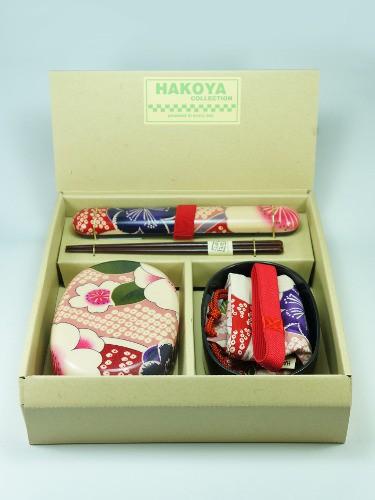 Bento Box Yuuzen Sakura Pinku