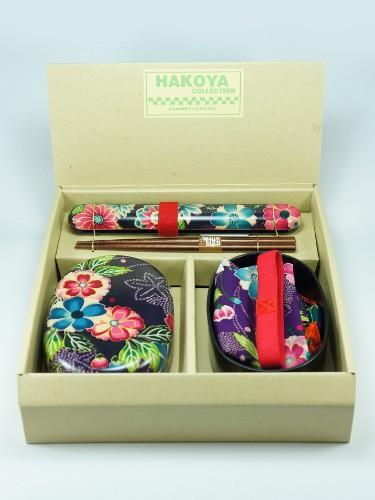 Boîte Bento Yuuzen Rakuen Murasaki