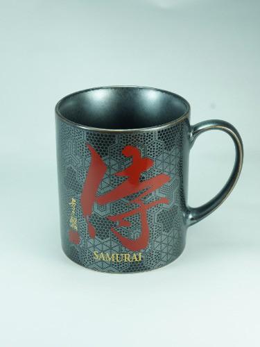 Mug Samurai Kameko