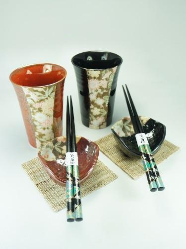 Kagayuuzen Cup set