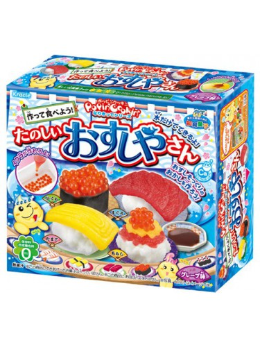 CS Popin' Cookin' - Sushi