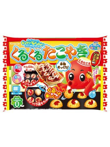 Popin' Cookin' - Kracie Takoyaki kit