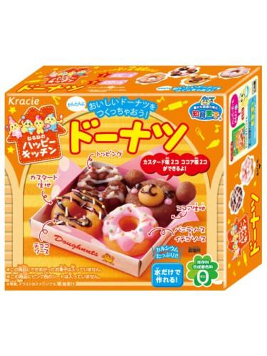 Happy kitchin - Kracie donuts kit