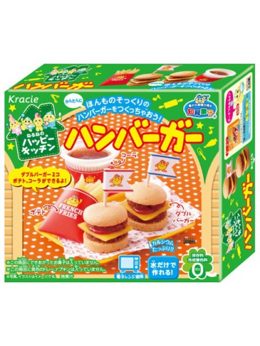 Happy kitchin - Kracie Hanburger kit