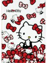 Hello Kitty Hair Bows Notebook