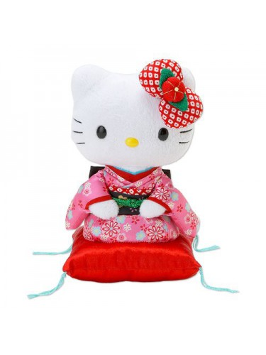 Peluche Hello Kitty Geisha