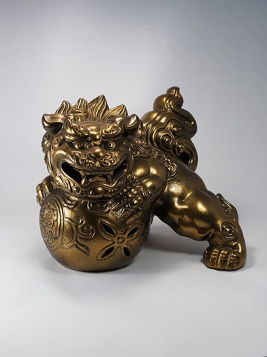 Gold Komainu