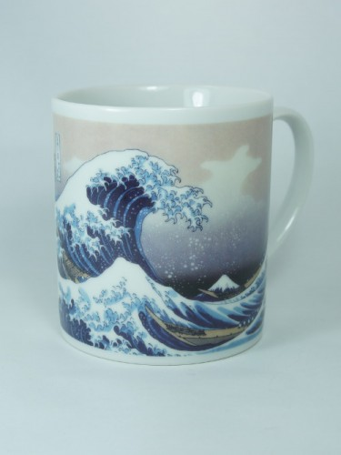 Tasse Vague Hokusai