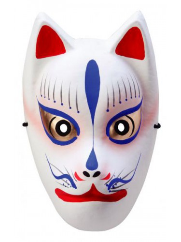 Kitsune Mask Fox