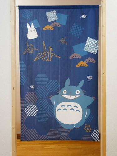Noren Totoro Kon