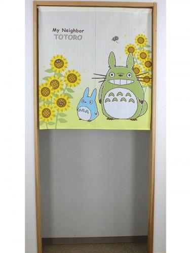 Noren Totoro Himawari